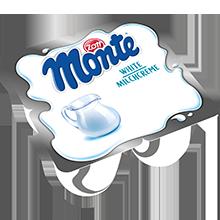 Monte White/Milchcreme