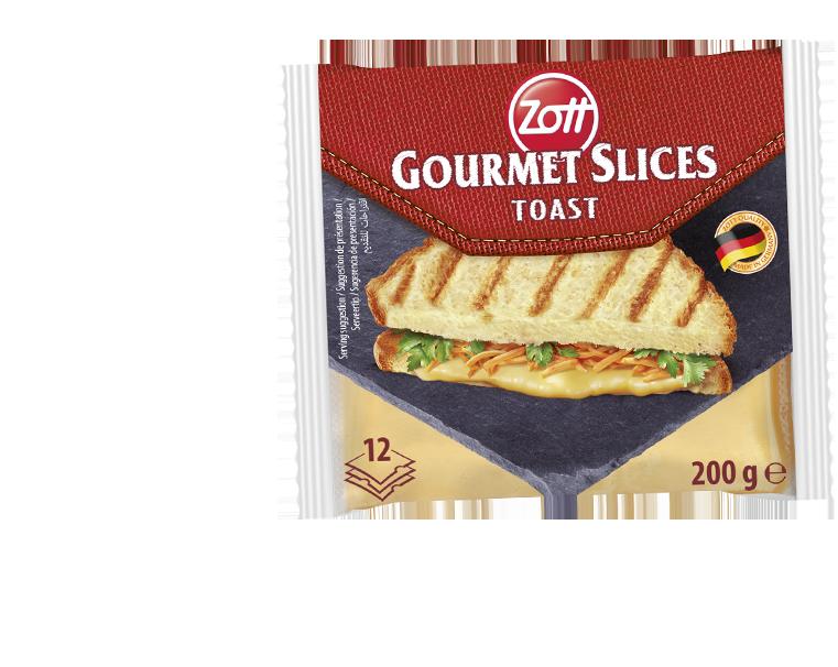 Zott Gourmet Slices Toast